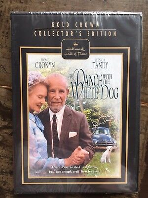 To Dance With The White Dog DVD New Free Ship Hallmark Gold Crown Collectors Edi