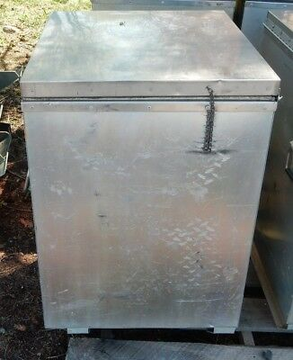 U.S.G.I. Stainless Steel Cooler