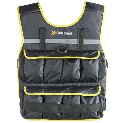 Adjustable Weight Vest 10kg Fitness Weight Loss Training Jacket