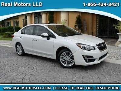 2015 Subaru Impreza Limited 2015 Clean title, previous hail damage, Financing availabe (call in advance)