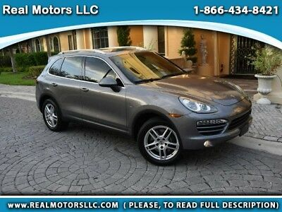 2013 Porsche Cayenne AWD 4dr Diesel 2013 Porsche Cayenne Diesel 3.0T AWD ; Financing available (call in advance)