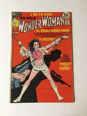 Wonder Woman 196 4.0 Very Good Vg Silver Age