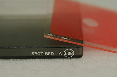 Genuine Exc++ Cokin Spot Red A Series Filter In Case A068  (A068)