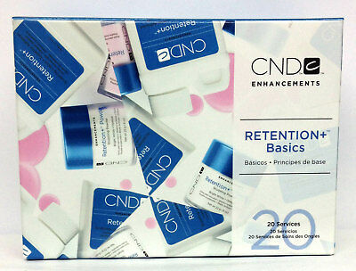 CND Retention+ Basics - Starter Enhancements Sculpting Powder Pack