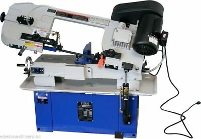 """Eisen 712W Bandsaw. 7""""x12"""" bandsaw with 1HP, single-phase, UL-listed motor"""