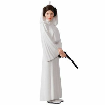 2017 Hallmark Keepsake Ornament Star Wars Princess Leia (Carrie Fisher)