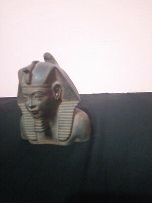 RARE ANTIQUE ANCIENT EGYPTIAN Statue Pharaoh Khefren Khafre 2520-2494 Bc