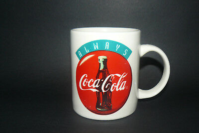 Coca Cola collectable mug 1998.