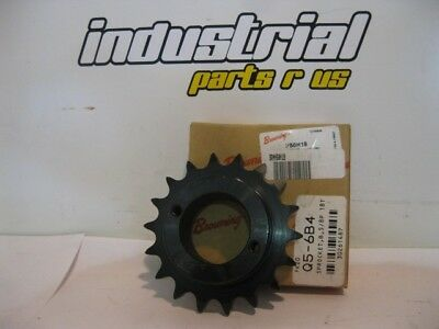 Browning H50H18 1 1/2 In. Bore Size 5/8 Pitch Sprocket Split Taper
