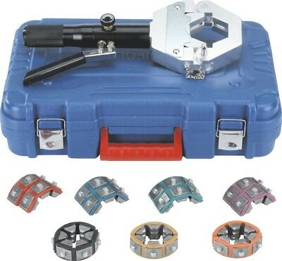 Hydraulic Hose Crimping Tool Kit For Crimping Refrigeration Hose Fittings