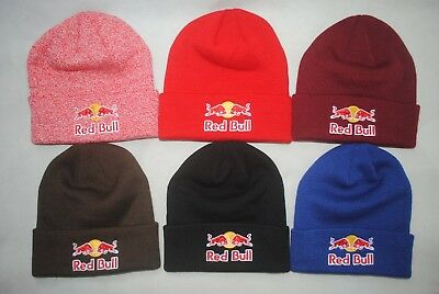 New Red bull Beanie