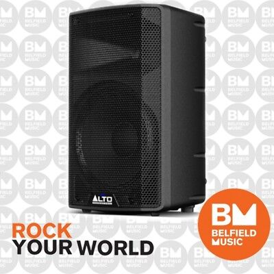 Alto Pro TX210 Powered Speaker 10'' 280W Active TX-210 280 Watt 10 Inch