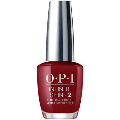 OPI Infinite Shine Nail Polish Lacquer ISLW52 Got the Blues for Red 15ml