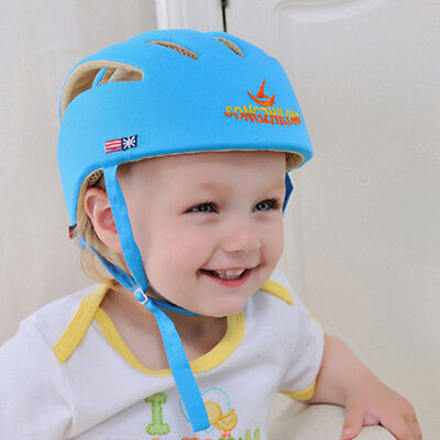 Infant Baby Toddler Safety Helmet Kids Head Protections Hat for Walking Crawling