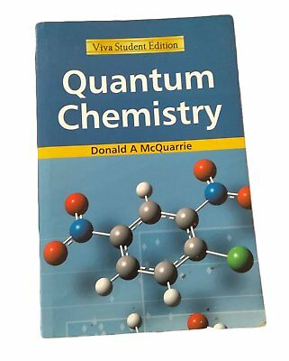 Quantum Chemistry 2nd Edition by Donald A. McQuarrie