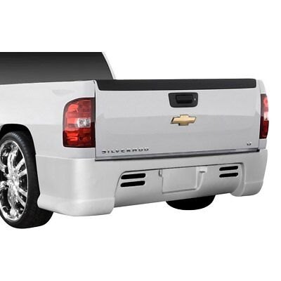 For Chevy Avalanche 2500 02-06 Front Bumper Cover Platinum Style Fiberglass
