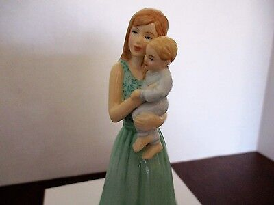 Royal Doulton Occasions Bundle of Joy Figurine New In Box  Mother's Day