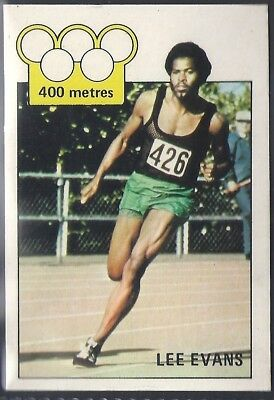 A&bc-Olympics (X36)1972-#11- Athletics - Lee Evans