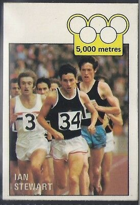 A&bc-Olympics (X36)1972-#18- Athletics - Ian Stewart