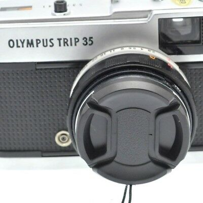 Olympus Trip 35 Replacement Lens Cap with Cord, Protect Your Optics- Brand New