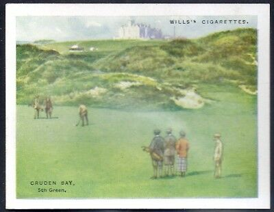 Wills-Golfing Golf (L25)-#04- Cruden Bay Aberdeenshire