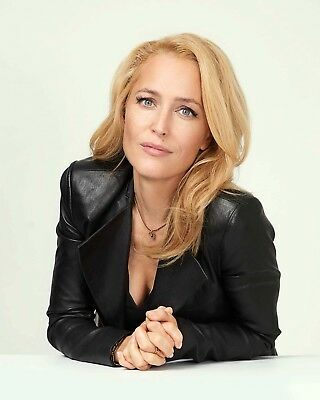 Gillian Anderson / The X-Files 8 x 10 / 8x10 GLOSSY Photo Picture IMAGE #4
