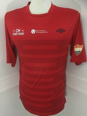 Trikot Sørumsand IF (L) Umbro Norwegen Shirt Norway Sørum Jersey