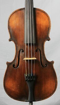 Vintage old antique 4/4 Fine Violin German Johann Hoffman            KV001