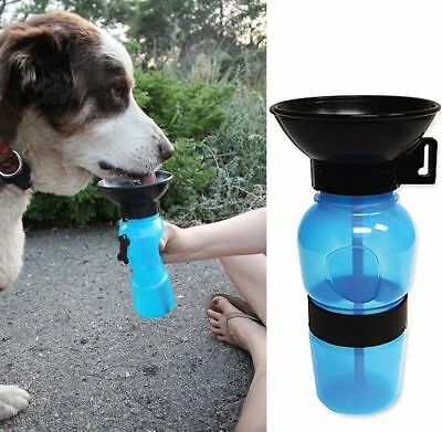 Pet Supply Portable Dog Water Bottle For Travel,Feeder Pet Drinking Water Cup