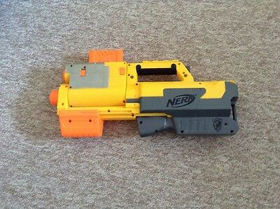 Nerf N Strike Deploy CS-6 Fully Loaded.
