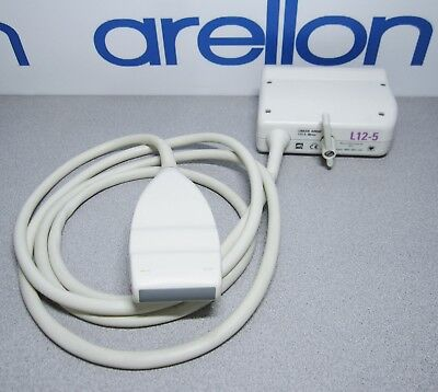 ATL Philips L12-5 38mm Linear Array Ultrasound Probe Transducer HDI 3000 / 5000
