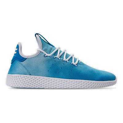 312df2c60b748 adidas Originals Pharrell Williams Tennis HU Blue Footwear White DA9618 BLU