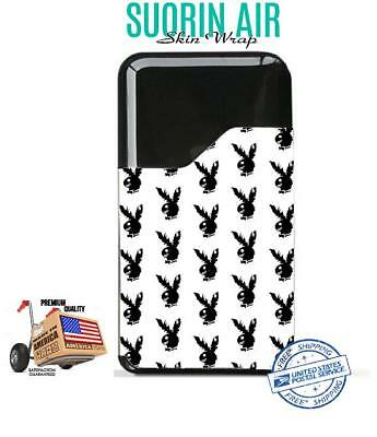 Suorin Air  Skin Wrap Protective Vinyl Decal Case Cover Sticker Playboy 28