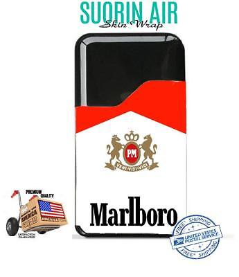 Suorin Air  Skin Wrap Protective Vinyl Decal Case Cover Sticker Smoke cig