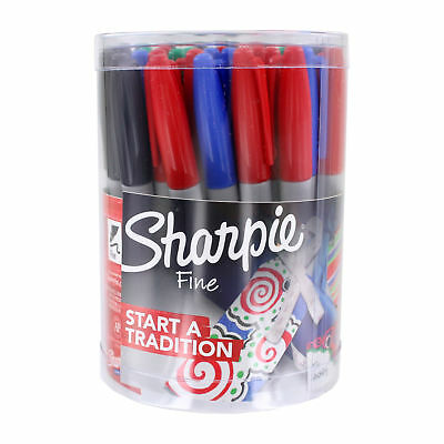 Sharpie Permanent Markers, Fine Point, Assorted Colors, 36-Count