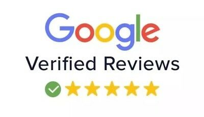 10  5* Star Google Review