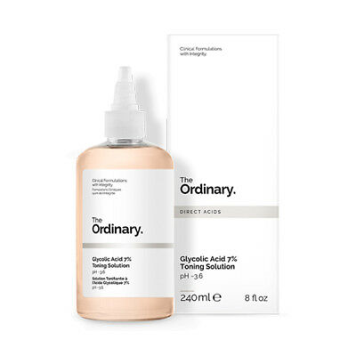 [THE ORDINARY] Glycolic Acid 7% Toning Solution 240ml (AU)
