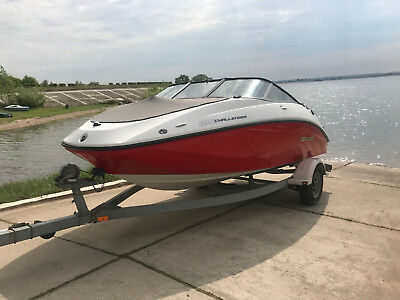 Sea Doo Challenger 180Se 255Ps Jetboot 2011Bj Mit Trailer !! Top !!