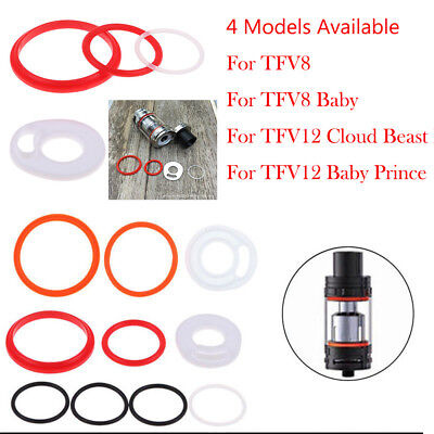 Replacement Rubber O Ring Seal Ring for SMOK TFV8/TFV8 Baby/TFV12 Baby Prince