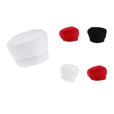 Chef Cap Chef Hat Cooking Catering Bbq Waiter Waitress Cap