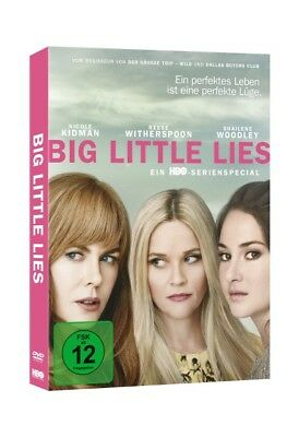 Big Little Lies | DVD | deutsch | NEU | 2017 | David E. Kelley, Liane Moriarty
