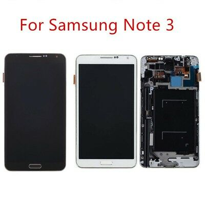 LCD Display Touch Screen Digitizer+Frame For Samsung Galaxy NOTE3 N9005 SM-N9005