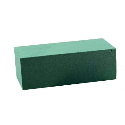 8Pcs High Quality Green Water Absorbed Foam Bricks for Plants Flower Package