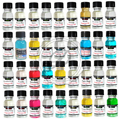 Ancient Wisdom Fragrance Oils 10ml - Home Scents Soap Making Gift Strong