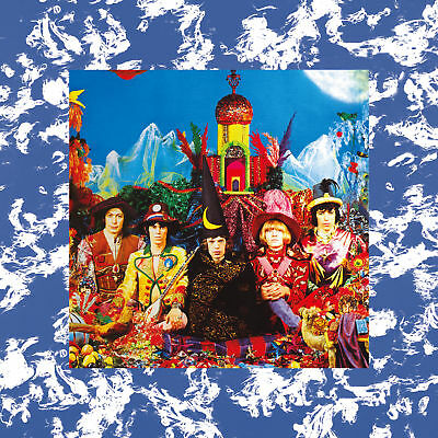 The Rolling Stones Their Satanic Majesties Clear Vinyl LP New RSD 2018