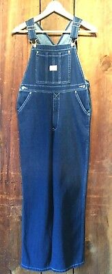 West End Blues 1902 Denim Bib Overalls Youth Size 14 1862-03
