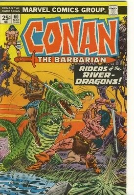 Marvel Comic Conan The Barbarian #60