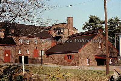 SG185 35mm Slide 1975 Ephrata PA  The Ephrata Cloister   Lot of 7