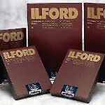 Ilford Multigrade IV RC Warmtone Pearl 8x10 100 Sheets
