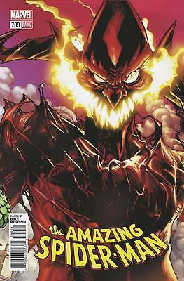 Amazing Spider-Man #799 MARVEL Legacy Ramos Connecting Variant NM Red Goblin